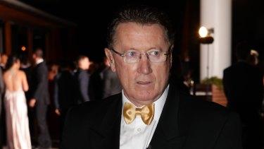 Former Parramatta player and chief executive Denis Fitzgerald.