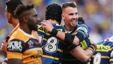 Parramatta skipper Clint Gutherson is desperate to end the club's 34-year premiership drought.
