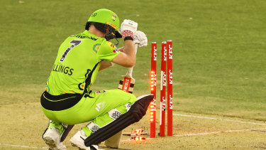 Sydney Thunder and Sydney Sixers have lost home games due to border restrictions.