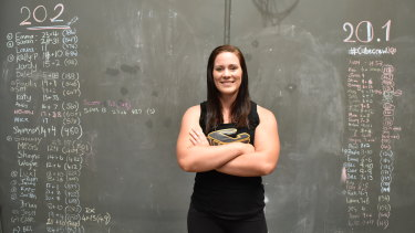 Cube 43 Fitness owner Megan Levett opened her own business after the gym where she worked closed its doors.