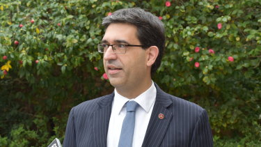 Liberal Upper House MP Nick Goiran says the government is hiding amendments it intends to make to its draft euthanasia law.