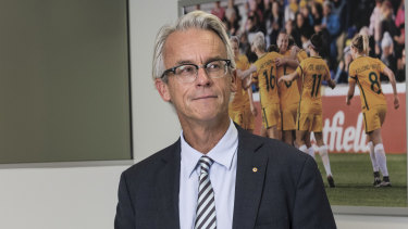 David Gallop left the FFA last week after seven years in the top job.