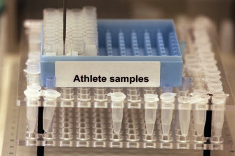 Drug testing is an integral part of elite sport.