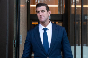 Ben Roberts-Smith is suing The Age and The Sydney Morning Herald over the reports.
