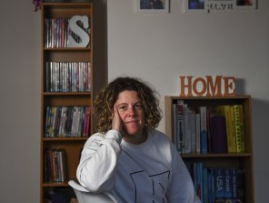 Teacher Sam Cairns was sacked from her job at a Christian College for being gay.