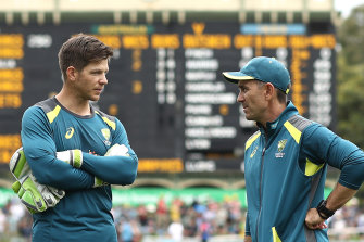 Tim Paine and Justin Langer's Australian team will be mentally tested by hub conditions.