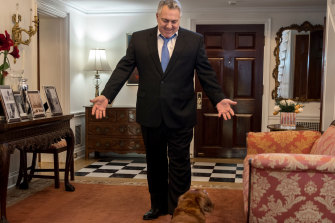 Joe Hockey, the former treasurer, thought his career was over when PM Tony Abbott was rolled. Instead, it took a fresh turn in the US.