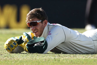 Tim Paine has apologised for his behaviour in the Sydney Test.