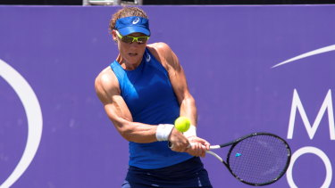Former champion Sam Stosur was handed a wildcard to the event.