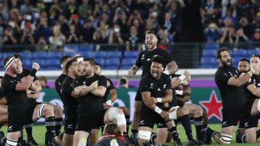 What the All Blacks' 'revolutionary' TV rights deal could mean for sport