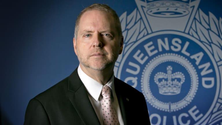 Queensland Detective Inspector Jon Rouse.