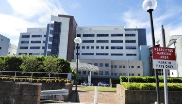 Prince of Wales Hospital, Randwick.