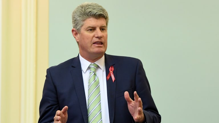 Minister for Local Government Stirling Hinchliffe.