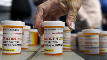 McKinsey is advising the billionaire Sackler family and their drug company Purdue Pharma in its legal battle over the US opioid crisis.