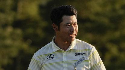 US Masters 2021 day four LIVE updates: Hideki Matsuyama wins first green jacket