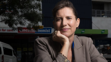 Newcomer Wendy Lindsay is likely to hold the seat of East Hills for the Liberal Party.