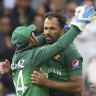 Pakistan win over England gives World Cup shot in the arm