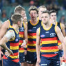'We will see wholesale changes at Adelaide at the end of the year'