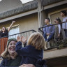 From Carmen to Brindisi, balcony opera transforms life in lockdown