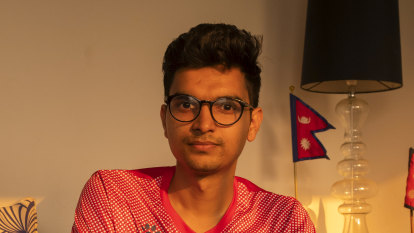 Why is Australia such a popular destination for Nepalese students?