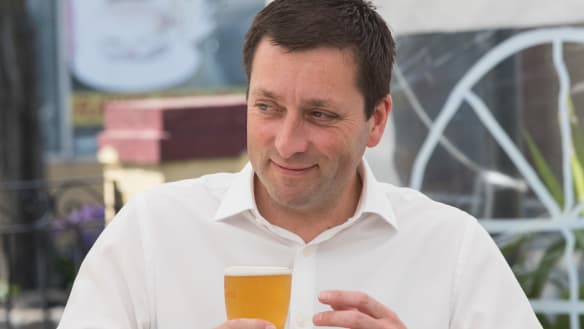 How Matthew Guy keeps on keeping on, despite the odds