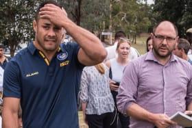 NRL swift to act on Jarryd Hayne sex allegation