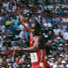 From the Archives, 1988: Fastest man on earth a drug cheat
