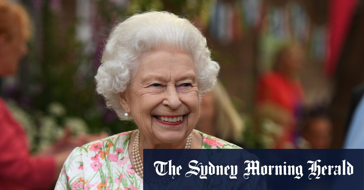 G7: Queen wields sword and smiles while Charles urges climate action – Sydney Morning Herald