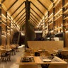 Piccolino and parquetry animates Italian restaurant