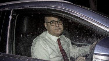 Former Victorian cabinet minister Adem Somyurek.