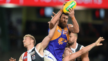 The Eagles did what they had to do to beat St Kilda.