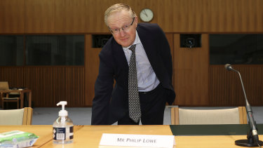 Reserve Bank governor Dr Philip Lowe resisted cutting official interest rates to zero and engaging in QE, until the pandemic prompted the big boys to do yet more of it.