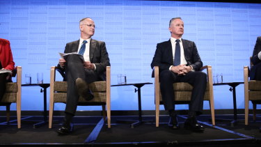 News Corp's Michael Miller and Nine's Hugh Marks have embraced the ACCC report.