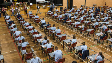 The HSC is proceeding, but the preparation will not be a level playing field.