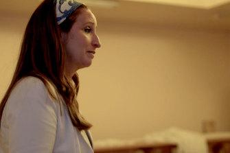 Nicole Herzog, volunteer at The Chevra Kadisha Melbourne.