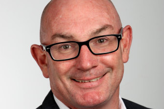NSW Education Standards Authority CEO Paul Martin.