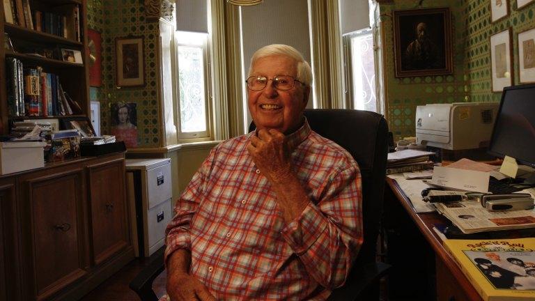 smh.com.au - Garry Maddox - The Beatles, John Laws and 78 years on radio: Bob Rogers hangs up headphones