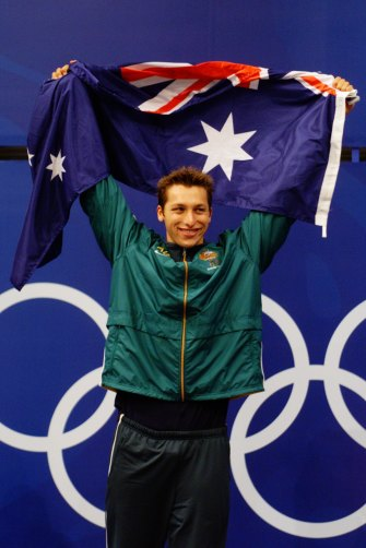 Ian Thorpe had already just about done it all before he headed to the Sydney Games aged just 17.