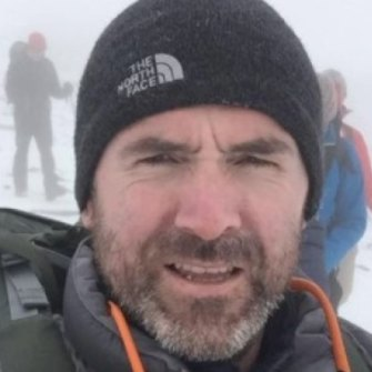 Experienced climber Seamus Lawless – mystery surrounds his death.