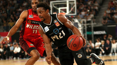 Casper Ware says Melbourne will need to create their own energy in front of a Perth crowd in game three.