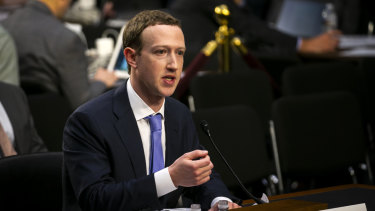 Facebook cheif executive Mark Zuckerberg has been reluctant to remove speech that doesn't explicitly breach the social networks rules.