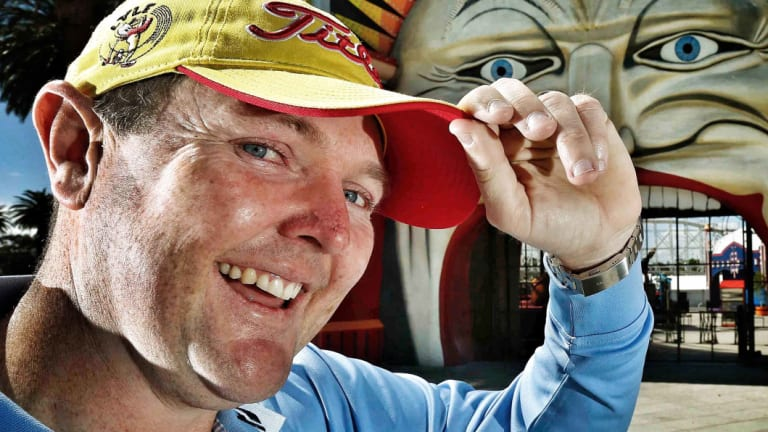 Jarrod Lyle was popular and beloved in the golf community.