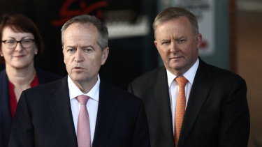 Bill Shorten stunned his colleagues when he tried to hinder Anthony Albanese's run for Labor leadership.