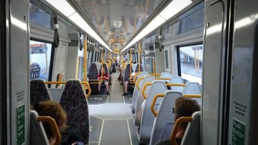 Doubts about the airconditioning in Queensland's new trains are re-emerging.