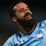 Brosque came close to retiring before scoring first A-League hat-trick