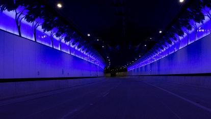 Coronavirus 'challenges' affect Sydney NorthConnex tunnel opening