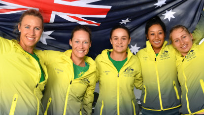 Tennis' Fed Cup gets new tournament format