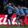 Foxtel A-League grand final ratings slide 14 per cent