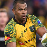 Wallabies want to wear Indigenous strip at the World Cup
