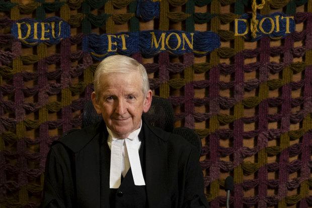 NSW Drug Court Senior Judge Roger Dive.